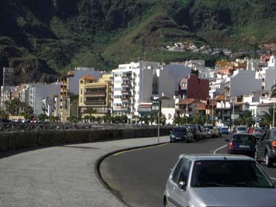 Avenida von Santa Cruz de La Palma