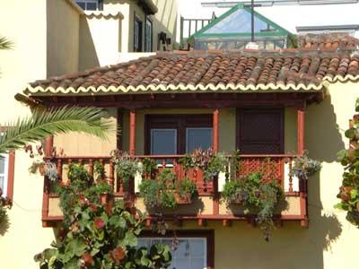 Kanarisches Haus, Santa Cruz de La Palma