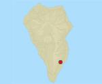 Montes de Luna - Karte